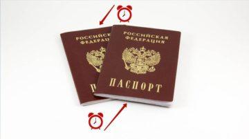 паспорт рф 2019