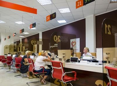Заменить паспорт по ветхости в МФЦ (многофункциональный центр)